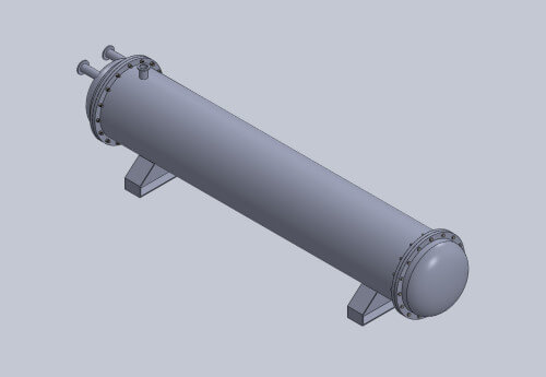 Shell and tube 01